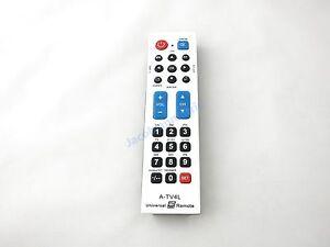 Gmatrix Remote LG Vizio Zenith Panasonic Philips RCA No Program Needed A-TV4L
