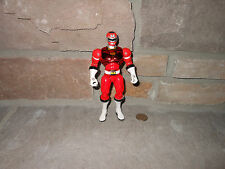 Power Rangers Turbo Red Ranger Metallic super articulated 7 inch figure
