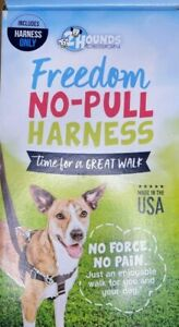2 Hounds Design Freedom No Pull Dog Harness Only (Adjustable, Gentle, Easy)
