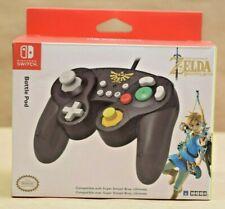 HORI Nintendo Switch Battle Pad  GameCube Style Controller, Zelda