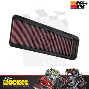 K&N Panel Air Filter Fits Toyota FJ Cruiser/Hilux/Prado - KN33-2281