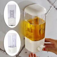 de la pared Dispensador de jabon Suministros de baño Líquido desinfectante