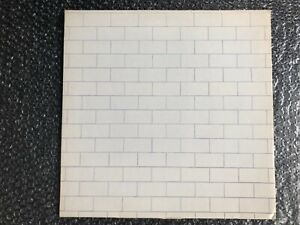 Pink Floyd ‎– The Wall LP Solo disc 2