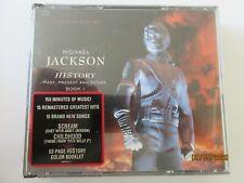 Michael Jackson – HIStory - Past, Present And Future - Book I - 2 CD