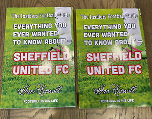 EVERYTHING YOU EVER WANTED TO KNOW ABOUT SHEFFIELD UNITED FC JOKE NOTEBOOK GIFT