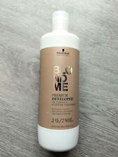 Schwarzkopf Professional Blond Me Premium Developer 1000 ml , 33.8 ounces