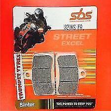 Plaquettes De Frein avant SBS 821HS APRILIA RS-4 125 2011-   DERBI GPR 125