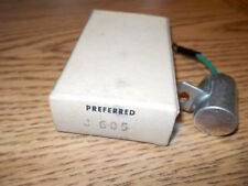 PREFERRED CONDENSER J 605 NEW OLD STOCK