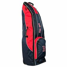 BRAND NEW Team Golf Boston Red Sox Golf Bag Travel Cover Navy/Red 95381