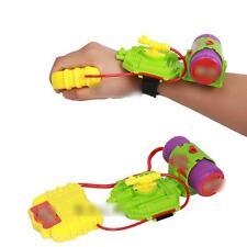 Kunststoff-Pool Wasserpistole Kinder Strand Handgelenk Wasser-Spray Toy X1