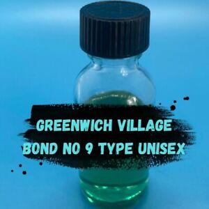 Greenwich Village (Unisex) Type Fragrance Body Oil