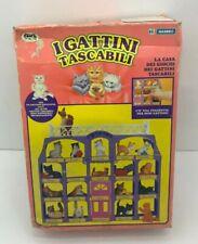 GATTINI TASCABILI Hasbro PUPPY MY POCKET Calico Cats Kittens Littlest Pet Shop