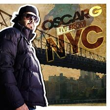 Oscar G - Live From NYC [CD]