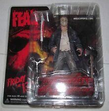 "MEZCO TOYS CINEMA OF FEAR JASON VORHEES Friday the 13th 7"" 2008"