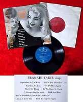 25cm LP Frankie Laine: That´s my Desire - Songs By... (Mercury MPT 7513) UK