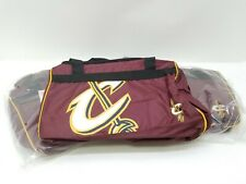 Cleveland Cavaliers Kyrie Irving #2 Core Duffel Bag, Lot of 3