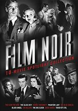 Film Noir 10-Movie Spotlight Collection (Double Indemnity / Touch of Evil / Thi