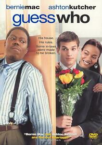 Guess Who (DVD, 2005, Widescreen) NEW