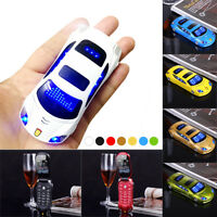 NEWMIND F15 Mini Car Flip Cellphone Flashlight FM Radio Dual Sim Mobile