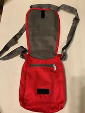 Columbia Pink Nylon Crossbody Bag