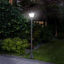 Outsunny Outdoor Garden Solar Light with Base Freestanding Energy-saving Optical