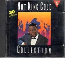Nat King Cole ‎– Nat King Cole Collection CD 1990