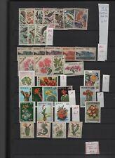 MONACO, lotto di francobolli MNH e MH, 2 foto