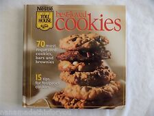 Nestle Toll House Best-Loved Cookies 96 Clean Pages Hardcover 1995 Gently Used