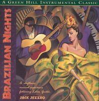Jack Jezzro - Brazilian Nights [New CD]