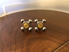New Novelty Hot and Cold Faucet Cufflink