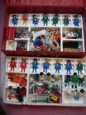 Playmobil sistema maleta figuras colección colección vintage