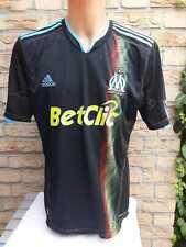 Olympique Marseille Trikot adidas Camiseta Jersey Shirt Maillot Third Rasta L XL