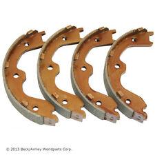 Beck/Arnley 081-3228 Rear Parking Brake Shoes