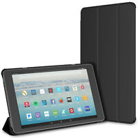 """JETech Case for Amazon Fire HD 10 Tablet 10.1"""" 2017 Smart Cover Auto Sleep/Wake"""