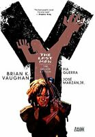 Y: The Last Man, Book 2, Deluxe Edition by Vaughan, Brian K. Book The Fast Free