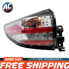 11-6772-00-1 Tail Light Assembly Driver Side for 2015-2018 Nissan Murano LH