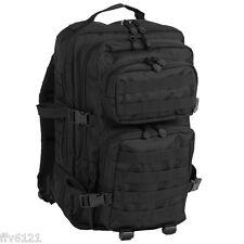 US ACU 3 Day Assault I  Pack Army Rucksack US Schwarz 30 Liter