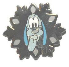 Disney Pin Collection 2007 Hotel Hidden Mickey Snowflake Pluto WDW
