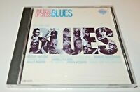 The Best of Chess Blues, Vol. 1 by Various Artists (CD, 1988, Chess)