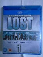 Lost - Season Series 1 - Complete (Blu-ray, 2009, Box Set) New & Sealed FF5/FF6