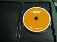 """DVD NF """"CELLES QU'ON N'A PAS EUES"""" Michel AUMONT Daniel CECCALDI / Pascal THOMAS"""