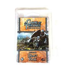 Fantasy Flight Game of Thrones LCG Westeros Draft Pack Card Game