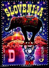 TEMA EUROPA 2002 ESLOVENIA El Circo 1v.