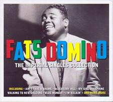 FATS DOMINO - THE IMPERIAL SINGLES COLLECTION (NEW SEALED 3CD)