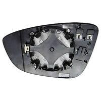 GLACE RETROVISEUR VW EOS 5/2008-8/2015 JETTA 4 04/2010-UP DROIT DEGIVRANT CONVEX
