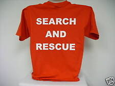Search And Rescue S/S T-Shirt, SAR S/S T-Shirt...... XL