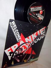 FRANKIE GOES..HOLLYWOOD-WELCOME 2 PLEASUREDOME UK 45+PS