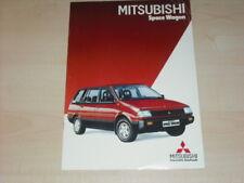 34612) Mitsubishi Space Wagon Prospekt 1984