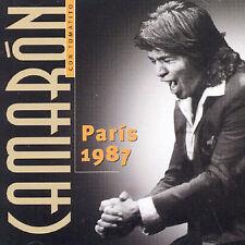 Camaron De La Isla/Tomatito - Paris 1987 [CD New]