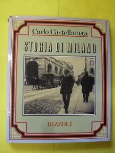 CASTELLANETA - STORIA DI MILANO - RIZZOLI